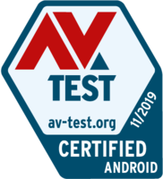 AV test confirms the high level of protection provided by G DATA Mobile Security Android