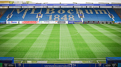 VfL Bochum relies on G DATA.